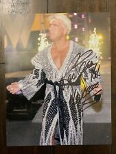 Ric Flair (WWE) Autographed 8x10 Photo