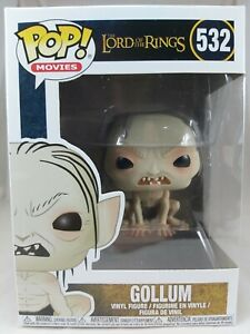 Movies Funko Pop - Gollum - The Lord of the Rings - No. 532