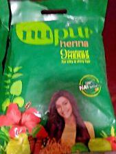 Nupur Henna Godrej 9 Herbs Natural Silky Shiny Hair 500g Powder