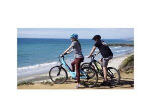 Hyper E-ride Electric Mountain Bike, 26 Inch Wheels, 36 Volt BatteryNIB