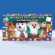 Holiday Dog Toy Gift Box  ( 28122)