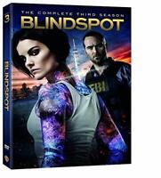 BLINDSPOT S3 [DVD] [2018] [DVD]