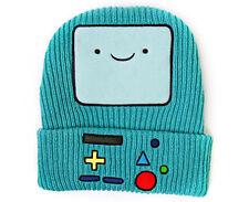 New Adventure Time BMO Beanie Women's Hat Stylish Geek Pendleton Ward UK Gift
