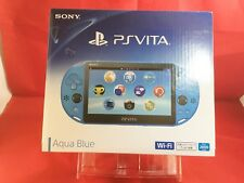 PS Vita PCH-2000 ZA23 Aqua Blue Console Wi-Fi model JAPAN IMPORT