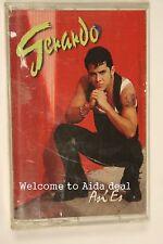 Asi Es by Gerardo 1994 Label: EMI Latin(Audio Cassette Sealed)