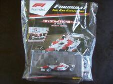 Formula 1 The Car Collection Part 88 Toyota TF104B Jarno Trulli 2004