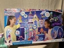 My Little Pony C1057 Canterlot and Seaquestria Castle Playset Toy