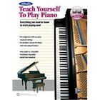 Alfred 00-45044 Teach Yourself to Play Piano