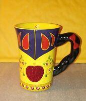Snow White Disney Parks Mug / Rhinestone Apple / Coffee Tea Home Office RARE
