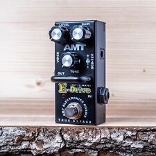 AMT Electronics E-Drive (Engl) mini – JFET distortion pedal