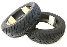 120/70-12 + 130/70-12 Roller Reifen Satz für Yamaha Jog R RR MBK Mach G 50