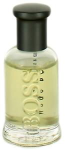Boss Bottled By Hugo Boss For Men EDT Cologne Splash 0.16oz Unboxed New