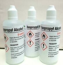 Rubbing Alcohol 99.9% Isopropyl Antiseptic Disinfectant First Aid IPA