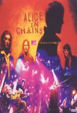 Unplugged [Video] by Alice in Chains (DVD, Jun-2000, Col)