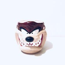 Rare Vintage Looney Tunes Taz Mug 1995