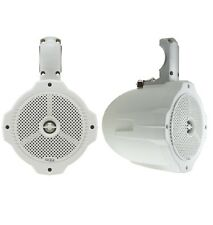 "DTI DSWT65 6-1/2"" 280 Watt Max 2-Way Marine Boat Weatherproof Wakeboard Speakers"