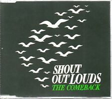 SHOUT OUT LOUDS -  THE COMEBACK - CD SINGLE - MINT