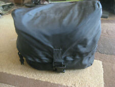 US Military 3 pocket Black Tactical Medical First Aid Bag w/ Supplies Rescue EMS