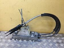 VW GOLF MK5 AUDI A3 8P 2004-08 6 SPEED GEAR SELECTOR CABLES MECHANISM LINKAGE