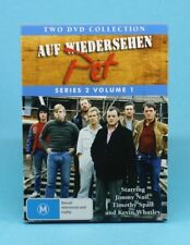 Auf Wiedersehen Pet Series 2 Volume 1 (DVD, 2009, 2-Disc Set) 💜 All Regions