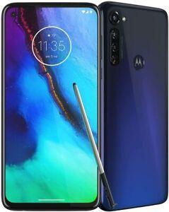 Motorola MOTO G Stylus 128GB (Mystic Indigo) - Verizon Smartphone - NICE