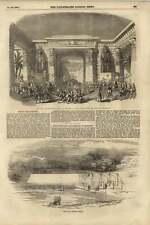 1855 Gray's New Portable Tenting Old Conduit Kensington