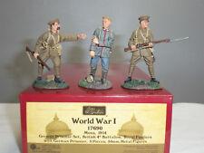 Britains 17690 British Royal Fusiliers German Prisoner Metal Toy Soldier Set