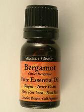 Ancient Wisdom Aromatherapy Essential Oils 10ml Bergamot