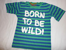 Boys Bluezoo 'Born to be Wild' t-shirt - aged 4-5 years