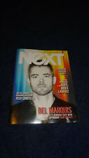 NEXT gay Magazine Scissor Sisters DEL MARQUIS Slow Knights Bruce LaBruce 4/2015