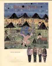 "1985 Talking Heads ""Little Creatures"" Album Ad"