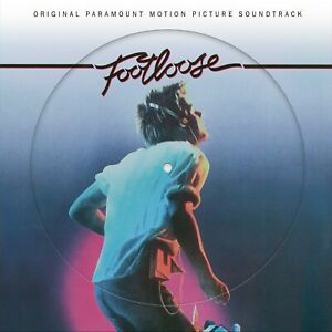 Footloose - OMPST - New Picture Disc Vinyl LP - National Album Day