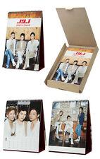 JYJ JAEJOONG YUCHUN JUNSU - 2012 OFFICIAL Calendar (DESK Type) K-POP Item
