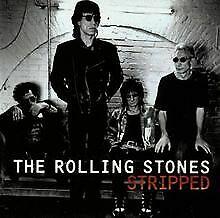 Stripped de Rolling Stones   CD   état bon