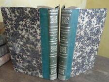CHATEAUBRIAND MELANGES DE POLITIQUES 1816 XIXe EDITION ORIGINALE EO - 2 tomes