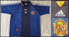 Maillot shirt Espagne Football Spain Jersey Espagna Chemise Vintage Rare Soccer