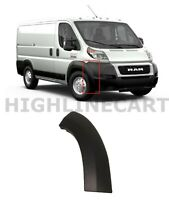For 2019-2020 Ram ProMaster Right Front Bumper Flare Trim RF Molding 1ZT91JXWAA
