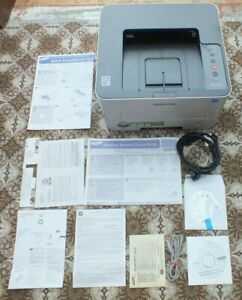 Samsung Xpress SL M2835DW /SEE Laserdrucker mit WLAN, NFC und Netzwerk +Tonner