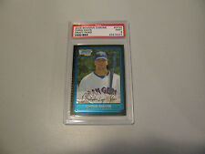 2006 Bowman Chrome Draft Picks #DP29  Chris Davis  RC  PSA 9 Mint