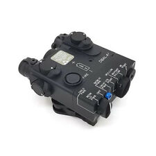 Peq-15A Dbal-A2 Dual Beam Aiming Laser Ir Laser / Red Laser Led Wihte Light