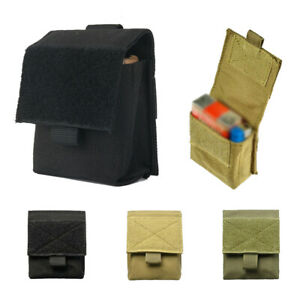 Tactical Cigarette Molle Pouch EDC Waist Pack Outdoor Small Carrier Bags Pack