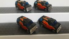 """1981 Ideal Toy Corporation Slot Car Speeder Van from """"Chips"""" Race Set"""