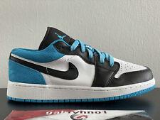 """Air Jordan 1 Low SE GS """"Laser Blue"""" CT1564-004 Boy's Size 6Y / Women's Size 7.5"""