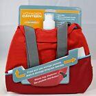 Kurgo Voyager Canteen 32oz Shoulder Strap w/Pockets Waste bag Dispenser Pets