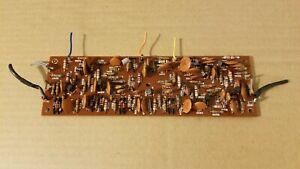 Marantz 2230 receiver FM IF board P200