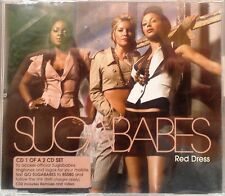 Sugababes - Red Dress (Features I Bet You Look Good On The Dancefloor) CD Single