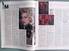 Madonna Jean Hugues Anglade Nous Deux 2197 de 1989