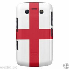 England Flag st George Cross Hard Shell Case For Blackberry Bold 9700 NEW