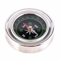 STAINLESS STEEL COMPASS Chinese Feng Shui Lo Luo Pan Chi Luck Fortune Brand New