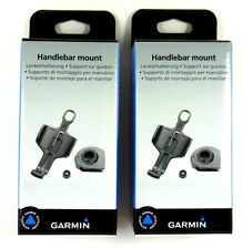 Lot of (2) GARMIN 010-10454-00 Handlebar Bike Mount for Astro 60/220, GPSMAP 60